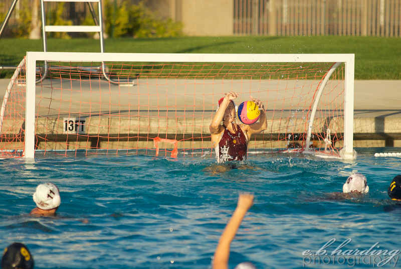 River City High School,  Water Polo,  vs McClatchy