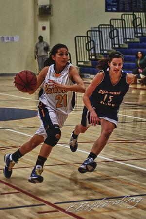 11-01-28 RCHS JV Girls Basketball vs Cosumnes Oaks