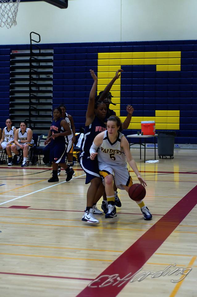 RCHS Varsity Girls Basketball vs Cosumnes Oaks