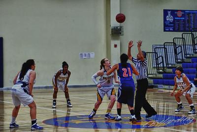 11-01-28 RCHS Varsity Girls Basketball vs Cosumnes Oaks