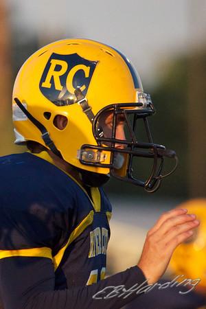 11-09-16 RCHS Varsity Football vs Sacramento