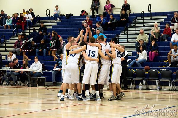 RCHS Boys Basketball