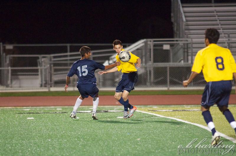 River City High School,  Boys, Soccer,  vs Vista Del Lago