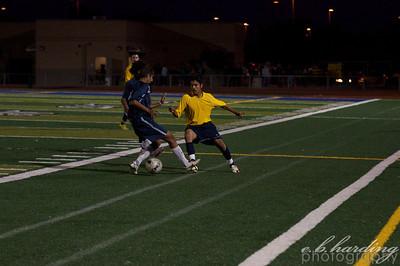 10-10-18 RCHS Varsity Boys Soccer vs Vista Del Lago