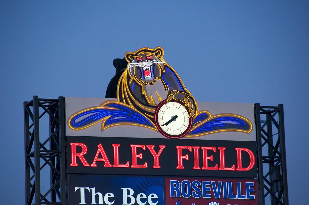 RIvercats, Basebal, 2011 Season