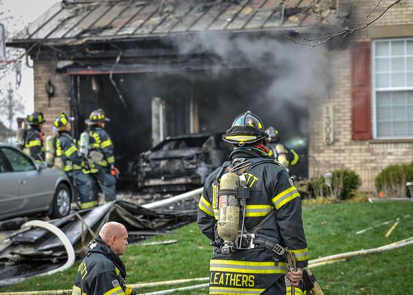 Bartlett FPD Residential Fire - Oct. 30, 2012