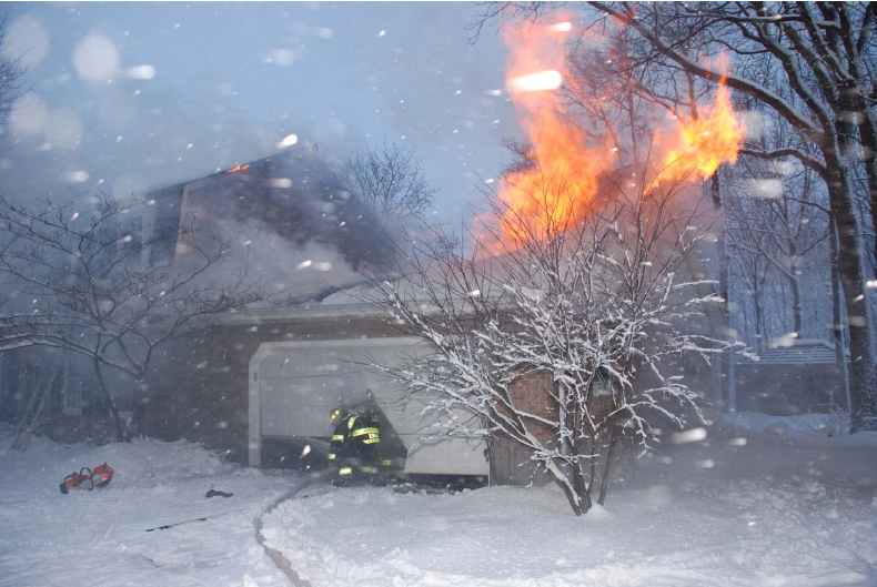 Photo Courtesy of Hanover Park Asst. Chief Ken Zaccard