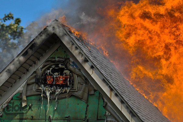 Pingree Grove Live Burn Training - June 30, 2012