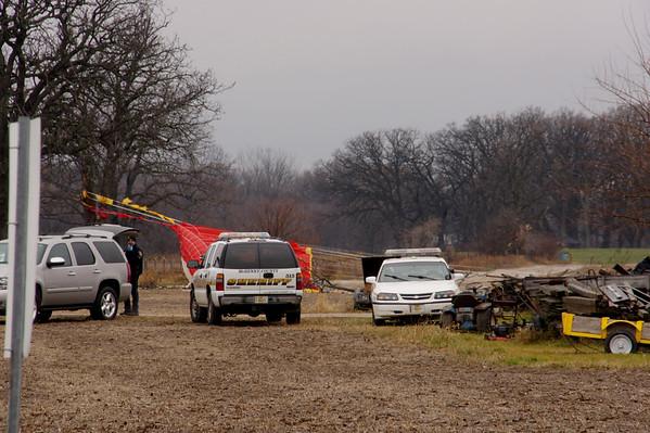 Crystal Lake Plane Crash - Nov. 26, 2011