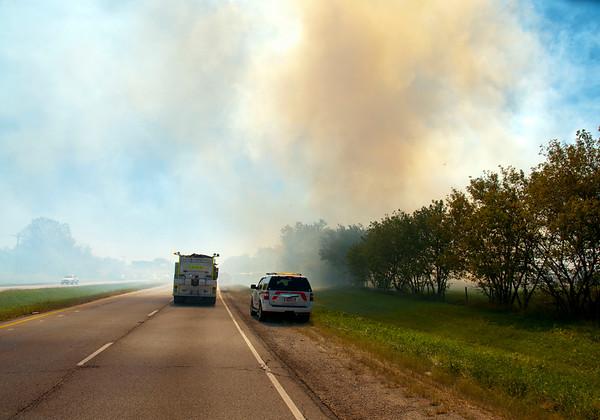 Wauconda Fire 4-Alarm Sept. 7, 2010