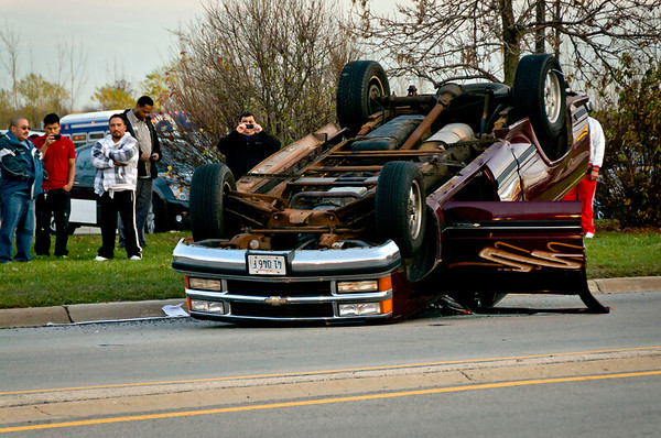 East Dundee Injury Accident - Nov. 14, 2011