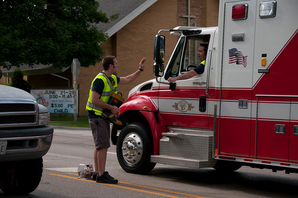 South Elgin Firefighters Filling the boot today and tomorrow.,.