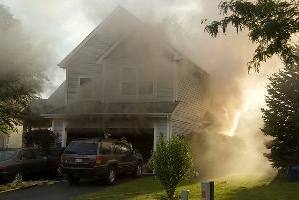 South Elgin June 24, 2008 - Residential MABAS Div. 2, 2-Alarm fire