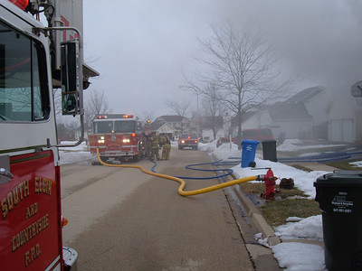 The first 6 photos in this set were submitted by Bartlett Fire B.C. Dave Misner.  Thank you!