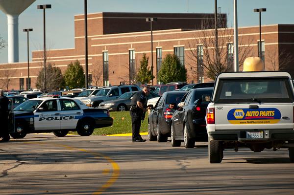 South Elgin PD - SEHS Lockdown Nov. 14, 2011