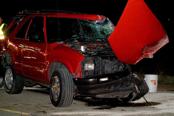 South Elgin Sept. 26, 2007 - Chevy Blazer vs. Dump Truck