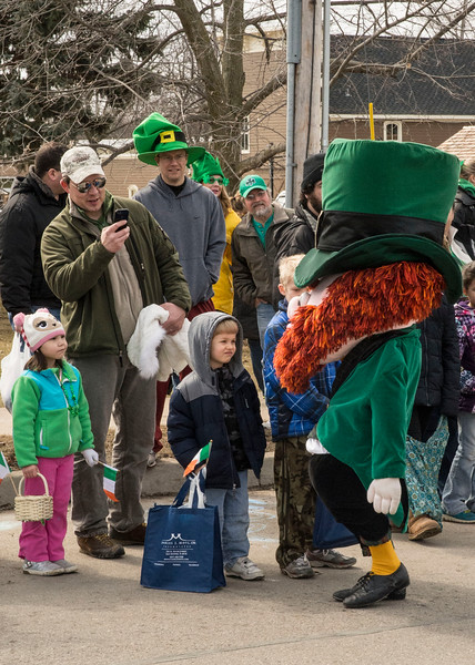 2014 St. Patrick's Day in East Dundee