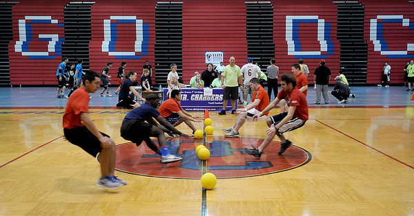 4th Annual Carpentersville Professional Firefighters IAFF Local 4790 dodgeball tournament