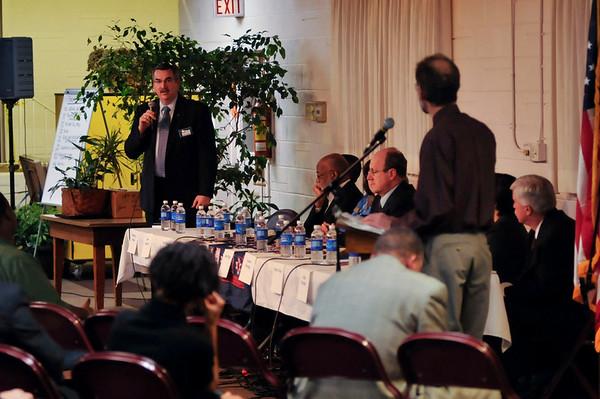 April 2, 2009 - Elgin Near West Side Neighborhood Association's Candidate Forum