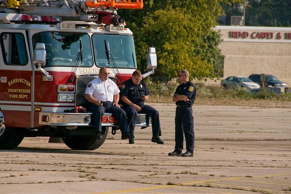 MABAS Div. 2  HAZMAT drill (Santa's Village) Sept. 23, 2008