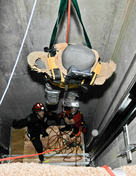 MABAS Division 1&2 TRT Training at Sears Centre - March 19, 2009
