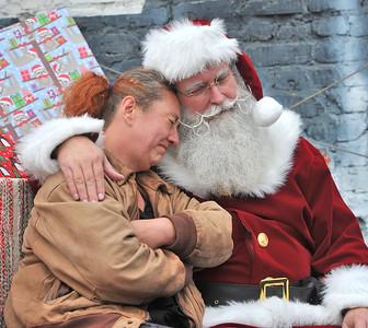 Believe in Bristol Santa