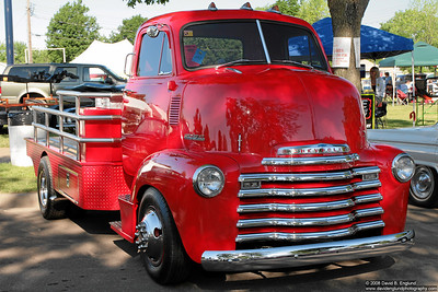 "DBE: Personal Favorite. ""Nothing like a big red shiny truck!"""
