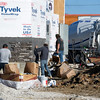 Crews continue work on a new carwash near 15th and Range Line on Friday morning.<br /> Globe | Laurie Sisk