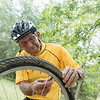 Globe/Roger Nomer<br /> Doyle Herrin will ride on the Katy Trail to celebrate his 83rd birthday.