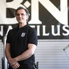 BEN GARVER — THE BERKSHIRE EAGLE<br /> Jim Ramondetta, owner of Berkshire Nautilus in Pittsfield, Monday, May 4, 2020. Ramondetta is remodeling the gym to provide new workout spaces and deep clean the facility.
