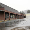 BEN GARVER — THE BERKSHIRE EAGLE<br /> The Center at Lenox off Pittsfield Road, currently home to Price Chopper, Marshall's and CVS, is has two potential tenants for the ole Price Chopper building near Marshall's. Developers plan to improve the property if approved, Thursday, March 21, 2019.