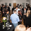 """People gather for the """"Night Fever!"""" fundraiser for Lynn Museum/ LynnArts on Friday."""