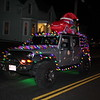 Lynn, Ma. 12-14-17. Cars were popular floats in this year's Christmas parade.