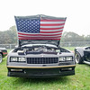 09/16/2017. Military and Veterans Appreciation Day, World Series Park, Saugus. Classic cars from many different eras were on display.