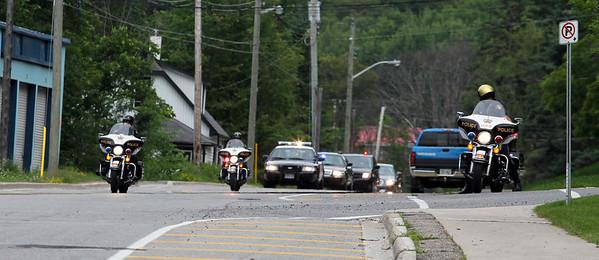 G8 in Huntsville, Ontario