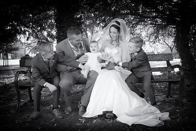 Mel & Jonny's Wedding