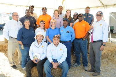 "On October 2 fairgoers can say ""Hello!"" to Small Farm Outreach Program Agents and Staff"