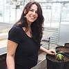 Amanda De Souza greenhouse portrait