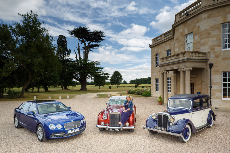 British Classic Car Hire Shoot - Image 4