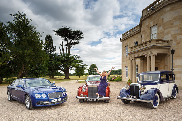 British Classic Car Hire Shoot - Image 2