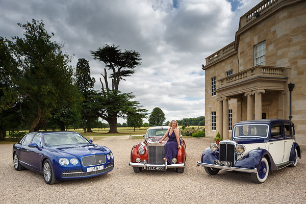British Classic Car Hire Shoot - Image 1