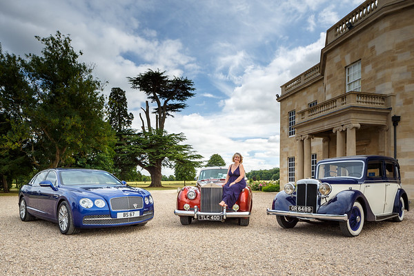 British Classic Car Hire Shoot - Image 3