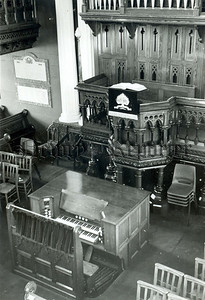 Sandy Street Church Organ