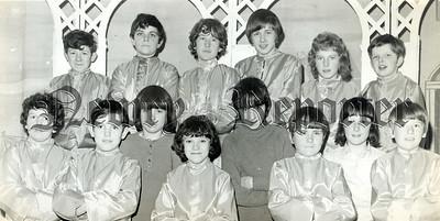 Panto Junior Boys