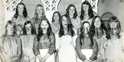 Panto Junior Girls