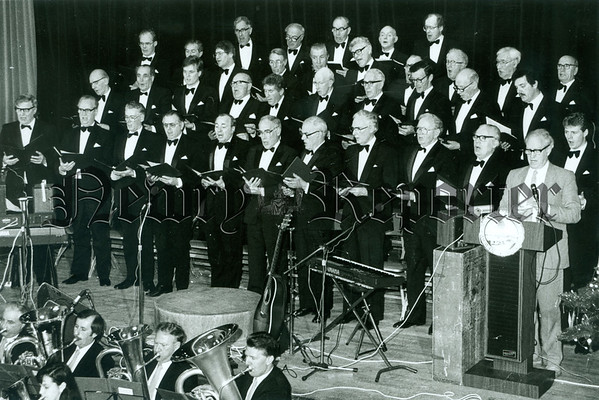 mens voice choir