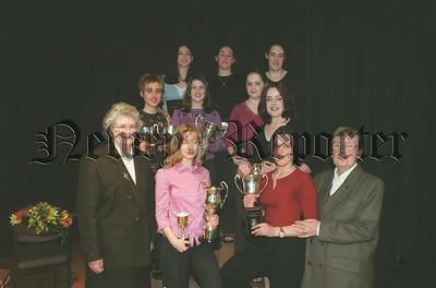 R9947121 U22 t:c Prize winners
