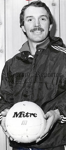 Barry Brown, Newry Town Manager