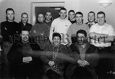 Kieran Mcparland Mickey O'Hanlon Ronan McGrath, Raymond Mullen