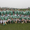 Shamrocks Hurling Team who were beaten by Kilclief in the final of the Betsy Gray cup final. 05W14S28.